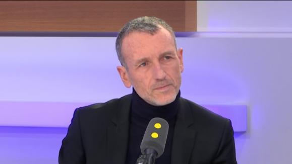 Emmanuel Faber, le PDG de Danone, était l'invité de franceinfo vendredi 21 février 2020.