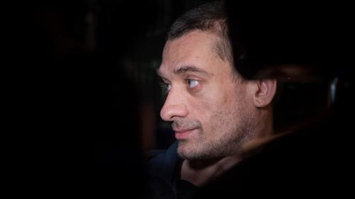 """Piotr Pavlenski affirme à CNN avoir """"volé"""" la vidéo intime de Benjamin Griveaux """"dans l'ordinateur"""" d'Alexandra de Taddeo"""