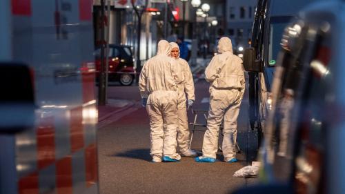 Allemagne : ce que l'on sait de Tobias R., le suspect du double attentat à Hanau