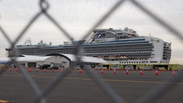 Coronavirus Covid-19 : Tokyo reconnait que des passagers du Diamond Princess ont échappé aux contrôles