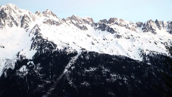 Un alpiniste allemand se tue dans le massif du Mont Blanc