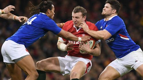 Tournoi des six Nations : la France poursuit ses rêves de Grand Chelem en s'imposant au pays de Galles (23-27)