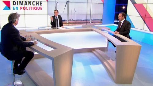 """""""Dimanche en politique"""" : Jean-Christophe Lagarde et Fabien Roussel"""