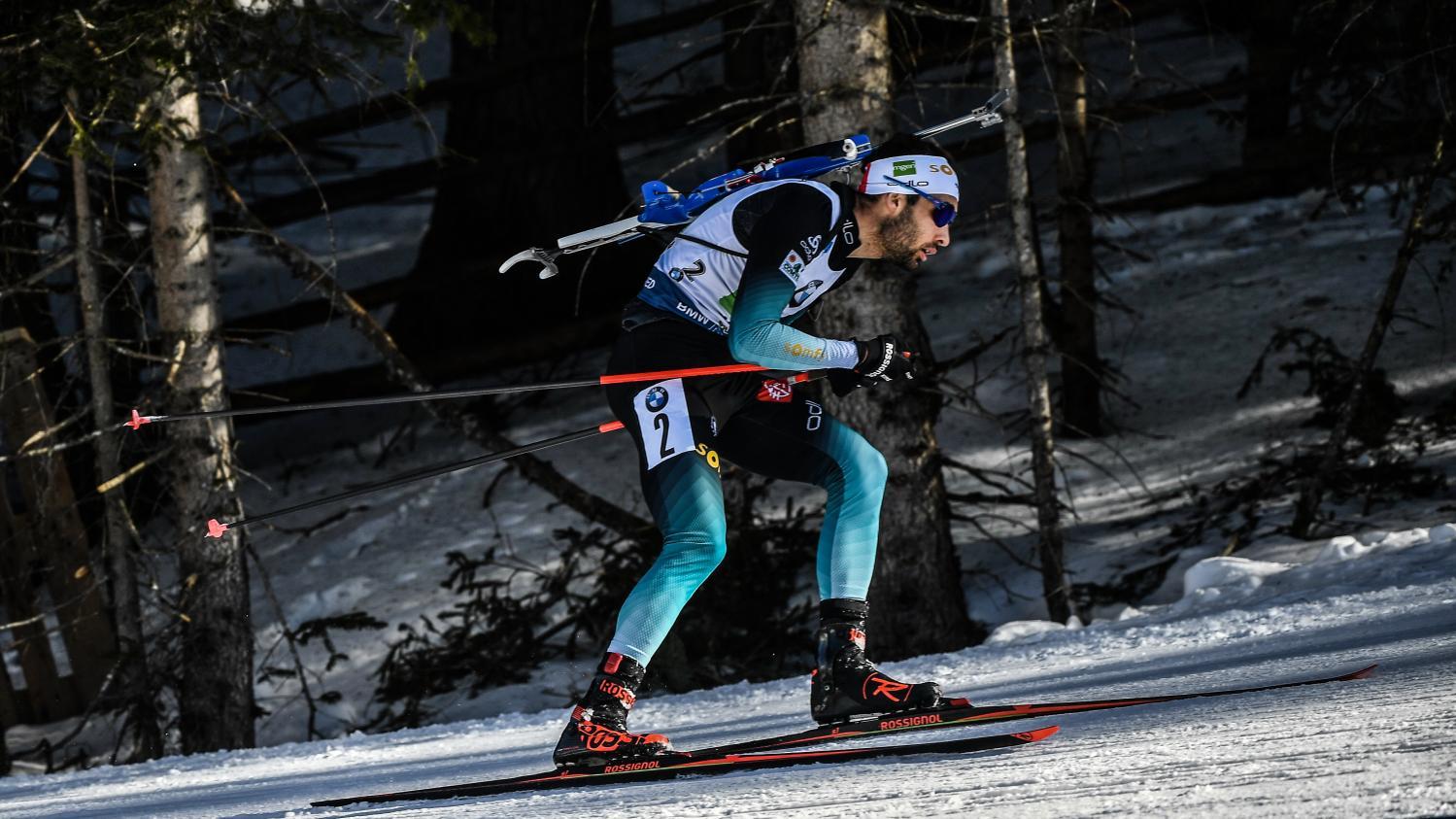 """Biathlon : """"Les résultats de l'ensemble de ces Mondiaux sont positifs"""", analyse Martin Fourcade"""
