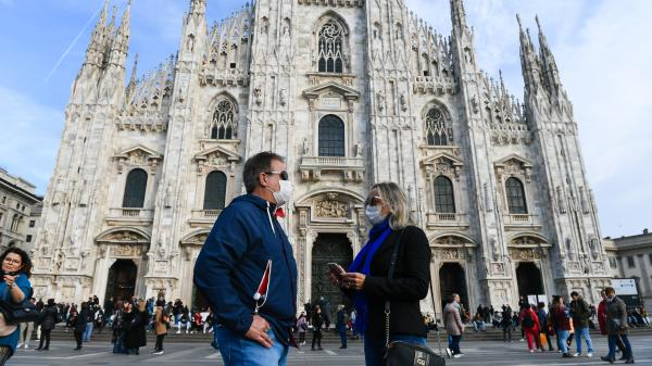 DIRECT. Covid-19 : plus de 150 cas recensés en Italie, onze villes toujours en quarantaine dans le pays
