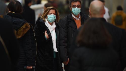 Coronavirus Covid-19 : comment la France se prépare à faire face à une éventuelle épidémie