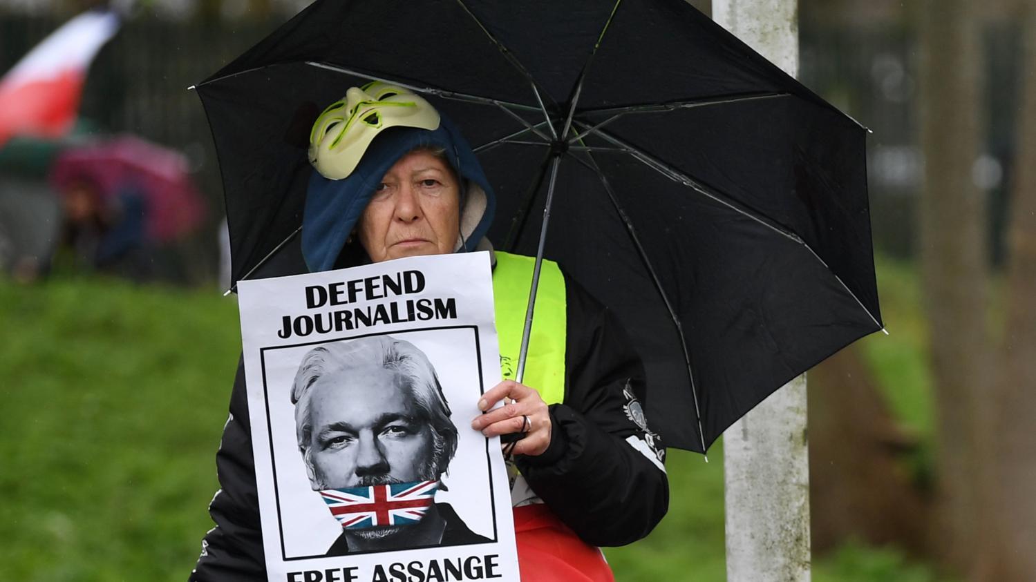 VIDEO. Julian Assange joue son futur devant la justice britannique pour éviter une extradition vers les Etats-Unis