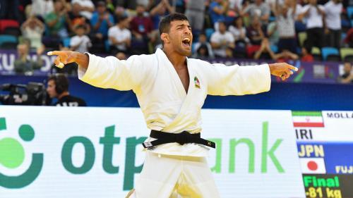 """""""Je ferai les Jeux Olympiques pour la Mongolie"""" : en conflit avec l'Iran, le judoka Saeid Mollaei rêve de Tokyo"""