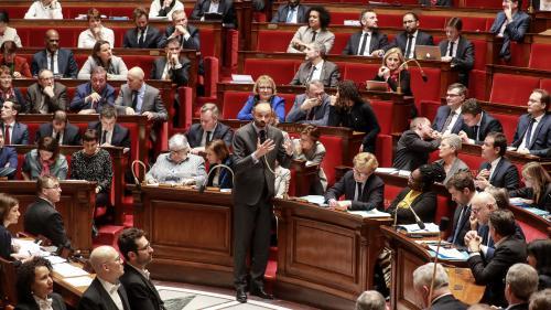 Réforme des retraites : des élus d'opposition réclament une suspension des travaux à l'Assemblée nationale