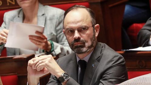 """VIDEO. """"Lorsqu'il faut prendre ses responsabilités, je le fais sans hésiter"""" : Edouard Philippe ouvre la porte au 49.3 pour adopter la réforme des retraites"""
