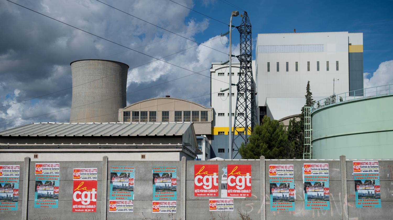 """""""On défendra toujours l'industrie dans notre ville"""" : à Gardanne, la fermeture de la centrale à charbon pèse sur la campagne des municipales"""