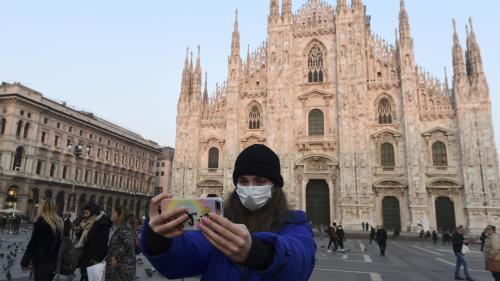"""""""J'ai fait des provisions pour la semaine, mais sans vraiment changer mes habitudes"""" : les Italiens tentent de garder la tête froide face au coronavirus"""