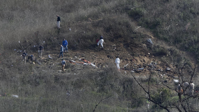 Mort de Kobe Bryant : sa veuve Vanessa Bryant porte plainte contre la société exploitant l'hélicoptère qui s'est écrasé