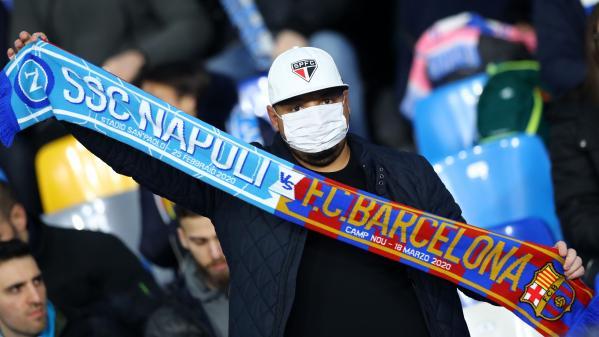 DIRECT. Foot : suivez le choc entre Naples et le FC Barcelone en huitièmes de finale de la Ligue des Champions