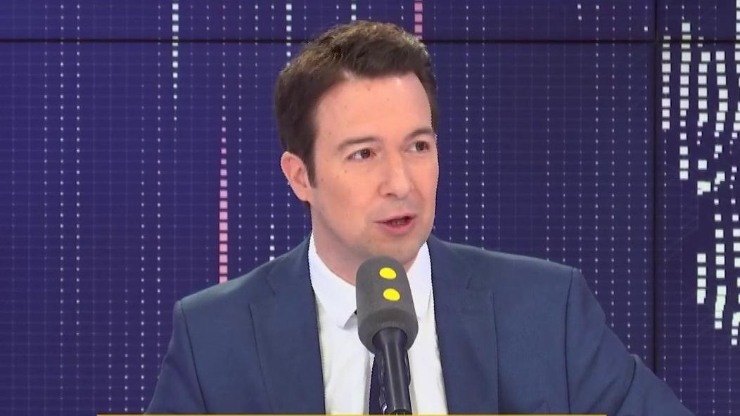 """Retraites : il est """"extrêmement probable"""" que la droite dépose une motion de censure en cas de recours au 49.3 prévient Guillaume Peltier"""