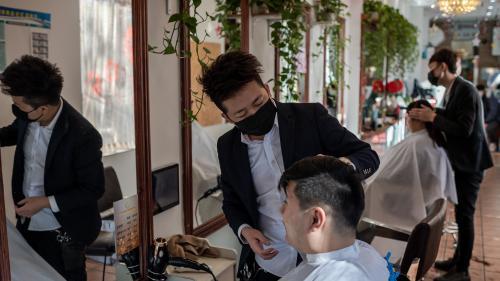 Covid-19 : en Chine, l'épidémie en recul