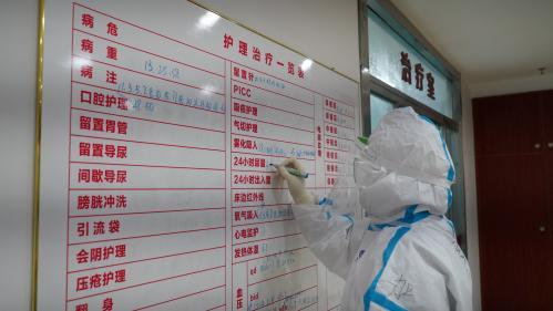 Covid-19 : la Chine enregistre une baisse des contaminations
