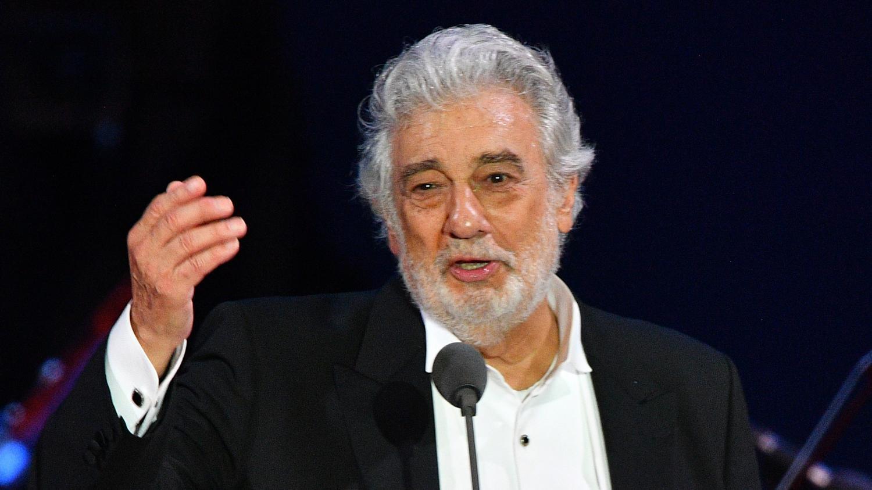Harcèlement : l'Espagne annule la participation de Placido Domingo à un spectacle
