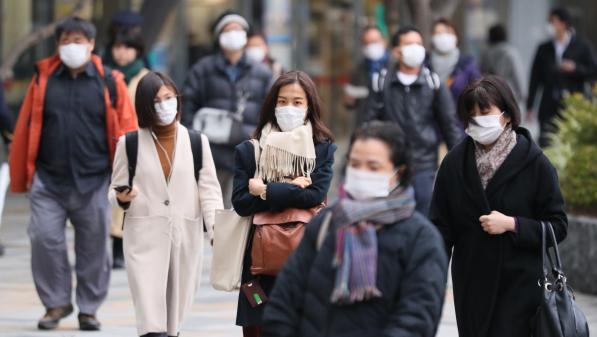 Covid-19 : l'épidémie touche les cinq continents