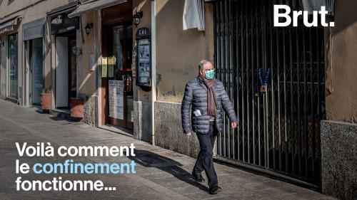 VIDEO. Coronavirus : à quoi ressemble une ville sous quarantaine ?