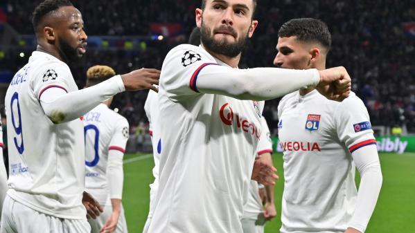 Foot : Lyon crée l'exploit en battant la Juventus (1-0) en huitième de finale aller de la Ligue des champions