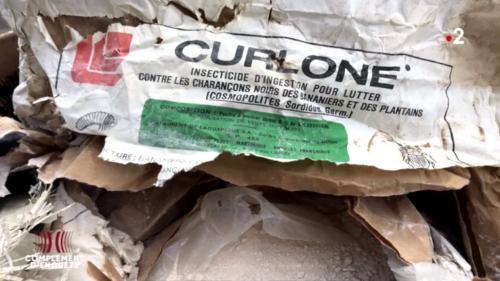 """VIDEO. """"Dans un endroit propice, on l'a enterré"""" : un ancien fonctionnaire avoue avoir fait enfouir du chlordécone en Guadeloupe, après son interdiction"""