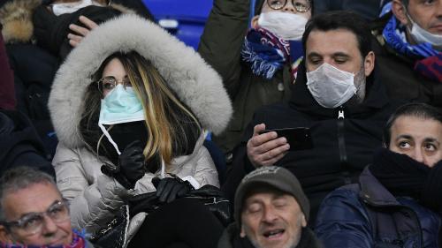 Covid-19 : Juventus-Inter et quatre autres matchs du championnat italien programmés ce week-end seront joués à huis-clos
