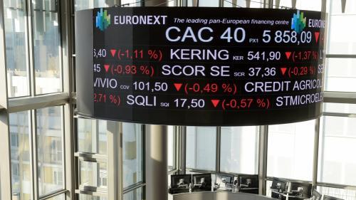 """Covid-19 : un spécialiste de la finance craint """"des faillites"""" en mars à cause de la chute des marchés"""