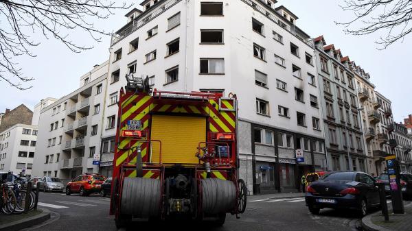 Incendie mortel de Strasbourg : les deux individus auditionnés en garde à vue ont été remis en liberté