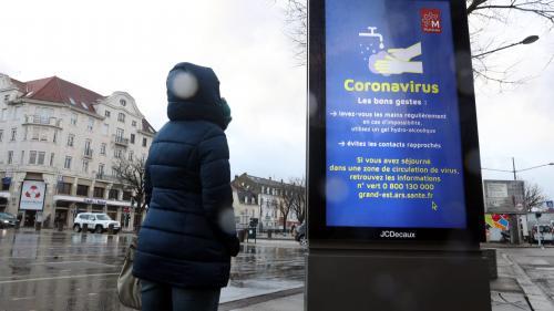 DIRECT. Covid-19 : la France compte 38 cas de contamination, dont 24 toujours hospitalisés