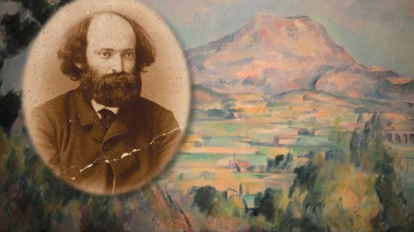 Paul Cézanne, le provençal nourri de peintures italiennes