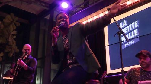 Le chanteur guadeloupéen Erik Pédurand prépare son grand retour avec un nouvel album