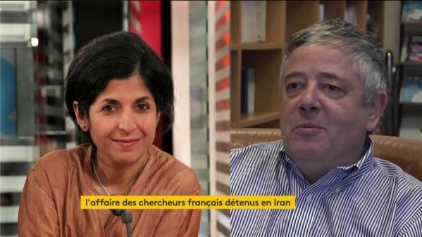 Deux chercheurs français accusés par l'Iran d'atteinte à sa sécurité nationale
