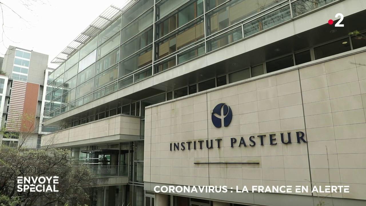 VIDEO. Coronavirus : l'Institut Pasteur prépare un vaccin dérivé de celui de la rougeole