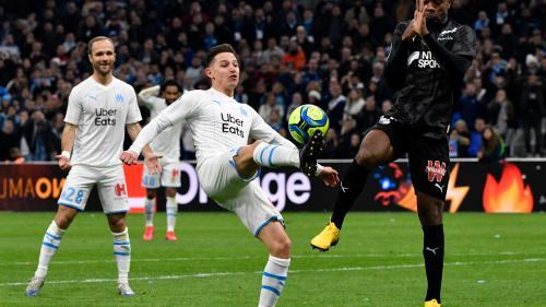Ligue 1 : Amiens remonte deux buts et arrache le nul à Marseille (2-2)
