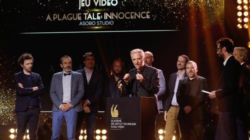 """""""A Plague Tale : Innocence"""" multiprimé aux Pégases, les premiers César du jeu vidéo"""