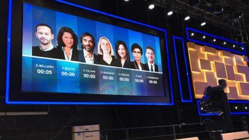 DIRECT. Municipales 2020 : regardez et commentez le débat entre les sept principaux candidats à la mairie de Paris