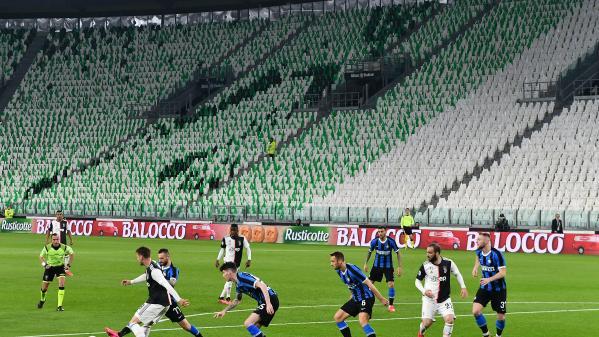 Ligue 1, Ligue 2, Ligue des champions... Le foot à huis clos face au coronavirus