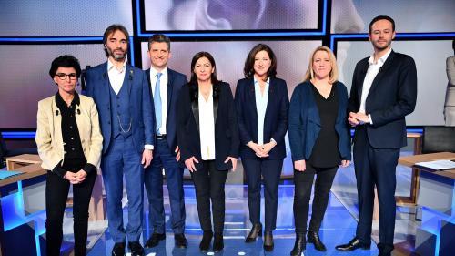 Résultats des élections municipales 2020 : à Paris, Anne Hidalgo largement en tête au premier tour