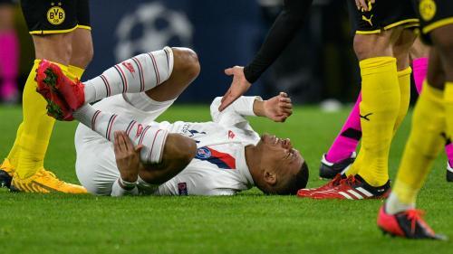 Ligue des champions : drôle d'ambiance dans un parc des Princes vides, toujours 0 à 0 entre le PSG et Dortmund