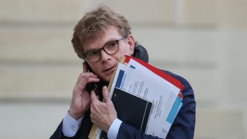 """Coronavirus : """"Les parlementaires pourront demander des comptes au gouvernement"""", assure Marc Fesneau, ministre chargé des relations avec le Parlement"""