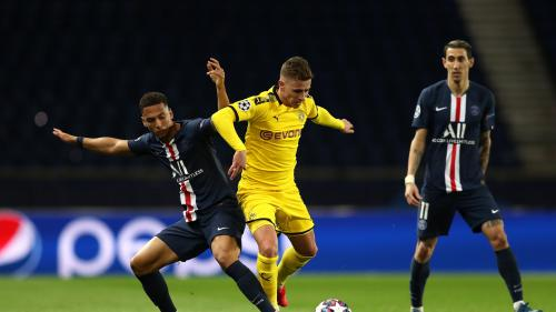 Ligue des champions : le PSG brise la malédiction des 8e de finale en battant Dortmund (2-0, 1-2 à l'aller)
