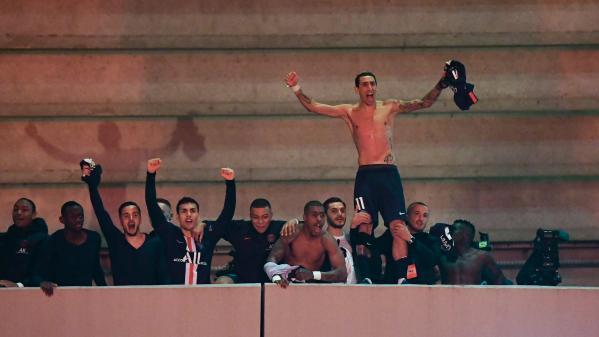 Huis clos, feu d'artifice et célébration à distance : l'incroyable qualification du PSG en quart de finale de la Ligue des champions (2-0 contre Dortmund, 1-2 à l'aller)