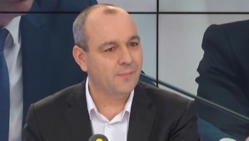 """Coronavirus, réforme de l'assurance chômage, migrants… le """"8h30 franceinfo"""" de Laurent Berger"""
