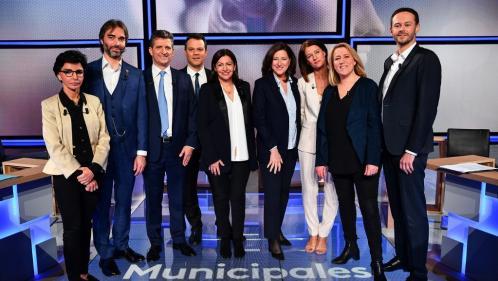 Municipales 2020 : les 5 séquences à retenir du débat entre les candidats à la mairie de Paris