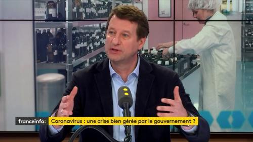"""Coronavirus : Yannick Jadot attend d'Emmanuel Macron """"un correctif budgétaire sur l'hôpital public"""""""
