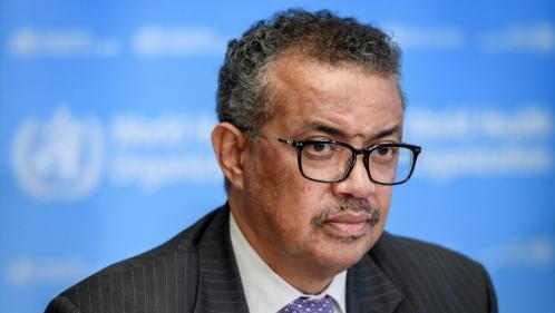 """Coronavirus-OMS : qui est le """"Dr Tedros"""", le patron africain qui fait face à la pandémie"""