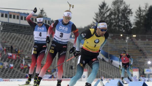 Biathlon : suivez en direct la dernière course de Martin Fourcade, sur la poursuite de Kontiolahti