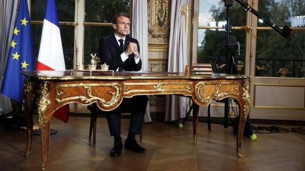 """REPLAY. Face au coronavirus, """"nous sommes en guerre"""", déclare Emmanuel Macron. Regardez l'intégralité de l'allocution du président de la République"""
