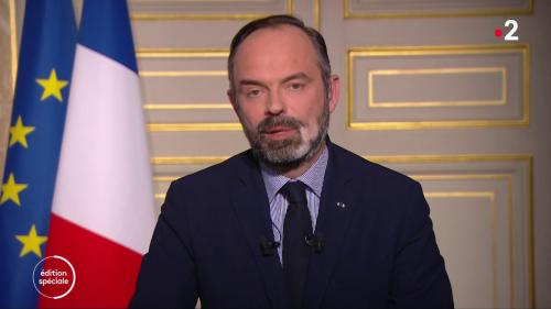 VIDÉO. #OnVousRépond : enterrements, attestation, confinement... Edouard Philippe a répondu à vos questions sur le coronavirus